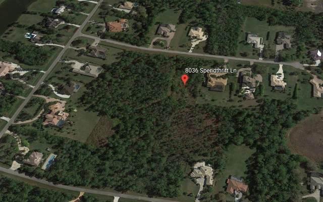 8036 Spendthrift Lane, Saint Lucie West, FL 34986 (MLS #RX-10607246) :: Laurie Finkelstein Reader Team