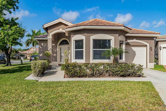 6363 Harbour Club Drive, Lake Worth, FL 33467 (#RX-10607256) :: Ryan Jennings Group