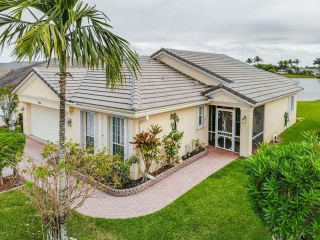 390 SW North Shore Boulevard, Port Saint Lucie, FL 34986 (#RX-10607296) :: Ryan Jennings Group