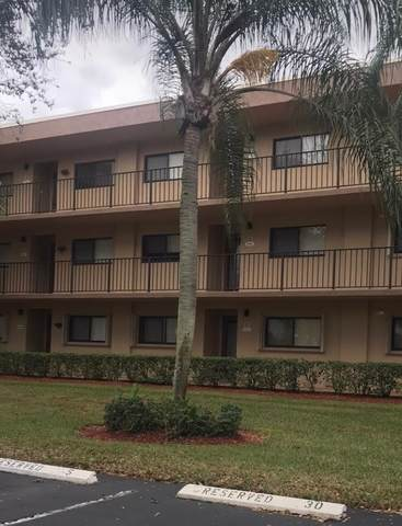 15324 Lakes Of Delray Boulevard #203, Delray Beach, FL 33484 (#RX-10607305) :: Ryan Jennings Group