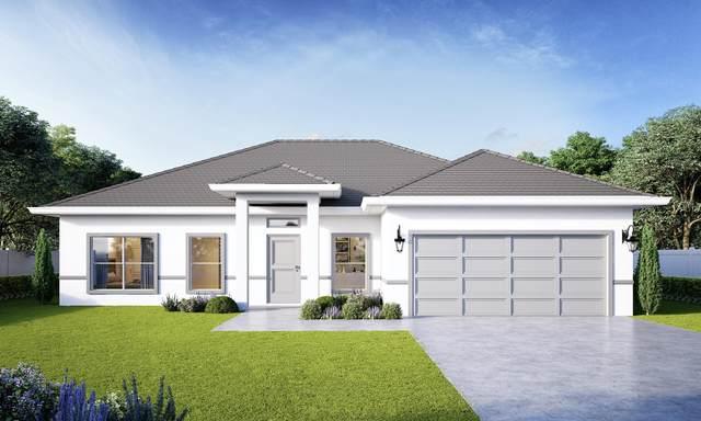 873 SW Amethist Terrace, Port Saint Lucie, FL 34953 (#RX-10607348) :: Ryan Jennings Group