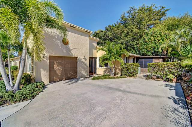 821 NW 32nd Avenue, Delray Beach, FL 33445 (#RX-10607358) :: Ryan Jennings Group