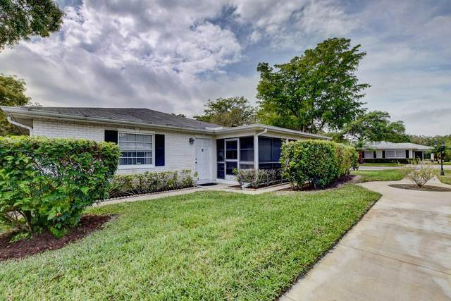 10137 S 44th Avenue #353, Boynton Beach, FL 33436 (MLS #RX-10607359) :: Berkshire Hathaway HomeServices EWM Realty