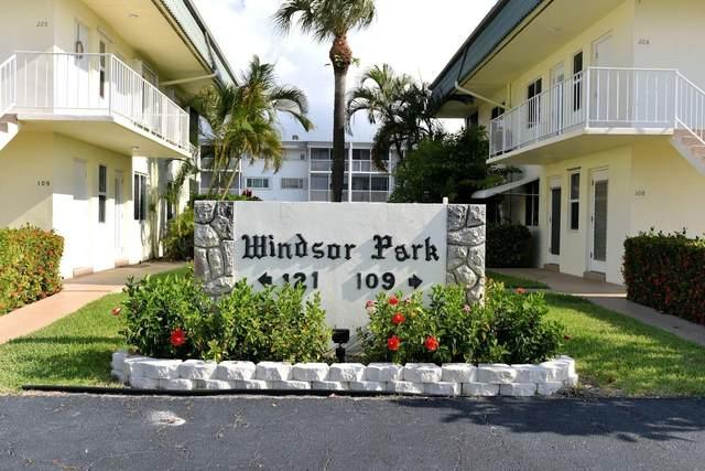 109 Wettaw Lane #102, North Palm Beach, FL 33408 (#RX-10607390) :: Ryan Jennings Group