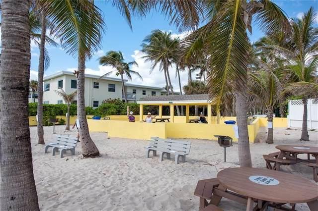 1391 S Ocean Boulevard #306, Pompano Beach, FL 33062 (#RX-10607392) :: Posh Properties