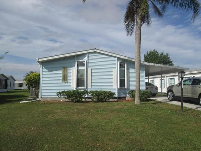 3700 Crabapple Drive, Port Saint Lucie, FL 34952 (#RX-10607425) :: Ryan Jennings Group
