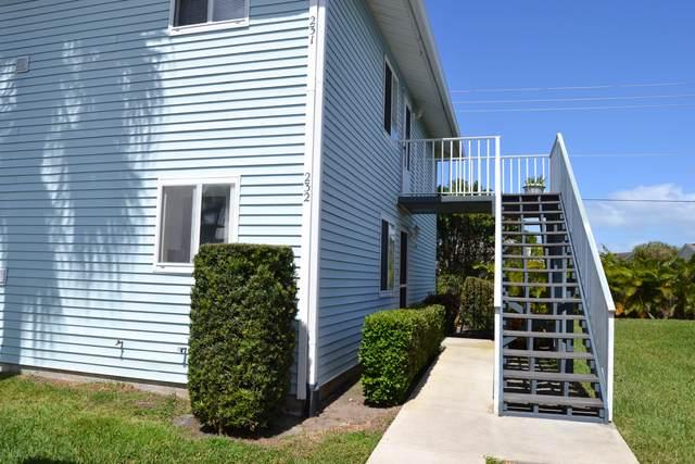 232 SE Village Drive #232, Port Saint Lucie, FL 34952 (#RX-10607462) :: Ryan Jennings Group