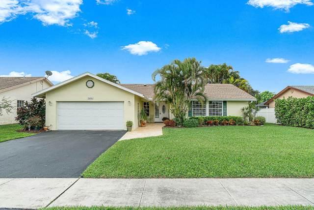 9606 Richmond Circle, Boca Raton, FL 33434 (#RX-10607470) :: The Reynolds Team/ONE Sotheby's International Realty