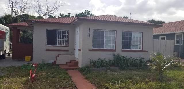 1109 W 33rd Street, Riviera Beach, FL 33404 (#RX-10607497) :: Ryan Jennings Group