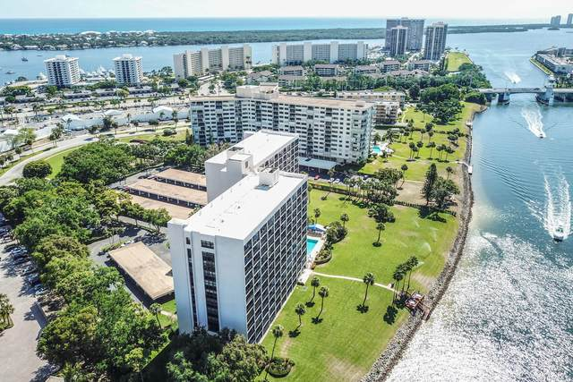 356 Golfview Road #101, North Palm Beach, FL 33408 (#RX-10607514) :: Ryan Jennings Group