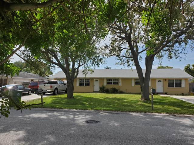 3883 Edwards Avenue, Palm Springs, FL 33461 (#RX-10607566) :: Ryan Jennings Group