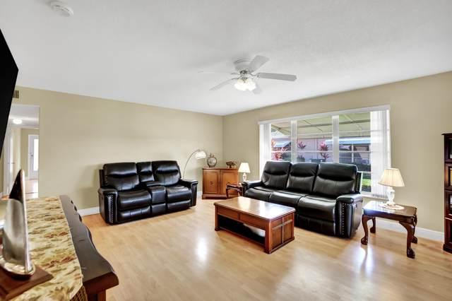 172 W High Point Terrace D, Delray Beach, FL 33445 (#RX-10607577) :: Ryan Jennings Group