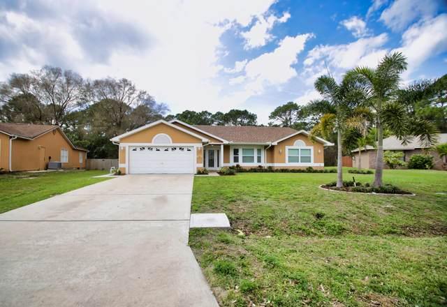 1560 Gisinger Court NW, Palm Bay, FL 32907 (#RX-10607589) :: Ryan Jennings Group