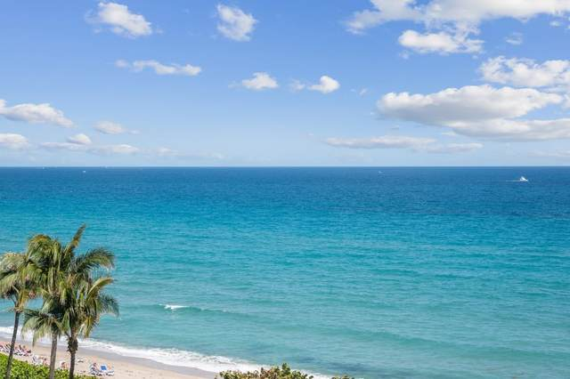 1057 Hillsboro Mile #714, Hillsboro Beach, FL 33062 (#RX-10607625) :: Ryan Jennings Group