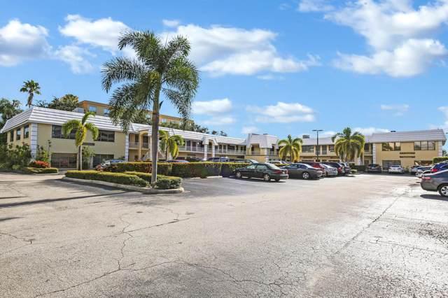 1920 Palm Beach Lakes Boulevard #118, West Palm Beach, FL 33409 (MLS #RX-10607636) :: Berkshire Hathaway HomeServices EWM Realty
