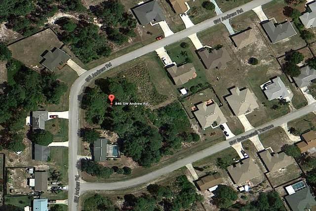 846 Andrew Road, Port Saint Lucie, FL 34953 (#RX-10607678) :: Ryan Jennings Group