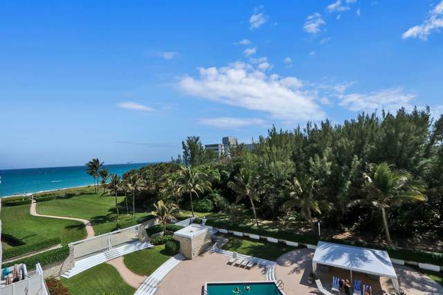 2774 S Ocean Boulevard #509, Palm Beach, FL 33480 (#RX-10607711) :: Ryan Jennings Group