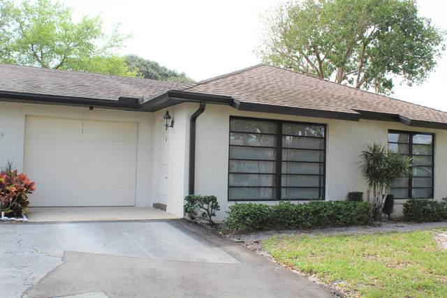 4675 Robinwood Circle B, Boynton Beach, FL 33436 (#RX-10607902) :: Ryan Jennings Group