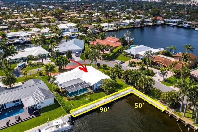 2801 NE 9th Street, Pompano Beach, FL 33062 (#RX-10607908) :: Ryan Jennings Group