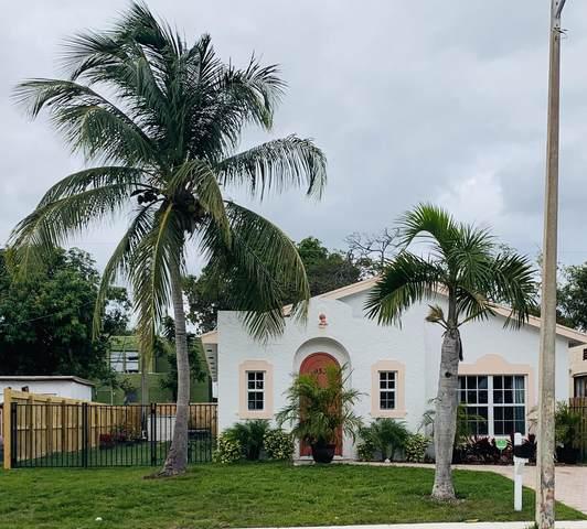 953 39th Street, West Palm Beach, FL 33407 (#RX-10607909) :: The Reynolds Team/ONE Sotheby's International Realty