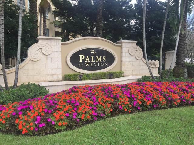 16100 Emerald Estates Drive #390, Weston, FL 33331 (#RX-10607931) :: Ryan Jennings Group