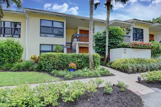 6890 Willow Wood Drive #206, Boca Raton, FL 33434 (#RX-10607971) :: Ryan Jennings Group