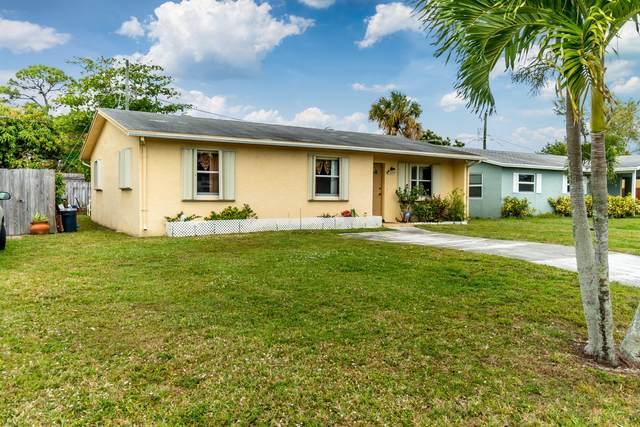 4609 Pruden Boulevard, Lake Worth, FL 33463 (#RX-10607991) :: Ryan Jennings Group