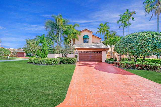 6460 Via Benita, Boca Raton, FL 33433 (#RX-10608011) :: Ryan Jennings Group