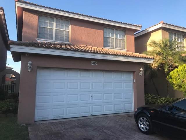 6715 NW 38th Drive, Lauderhill, FL 33319 (#RX-10608015) :: Ryan Jennings Group