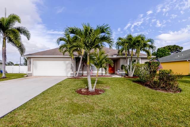 2125 SE Midtown Road, Port Saint Lucie, FL 34952 (#RX-10608117) :: Ryan Jennings Group