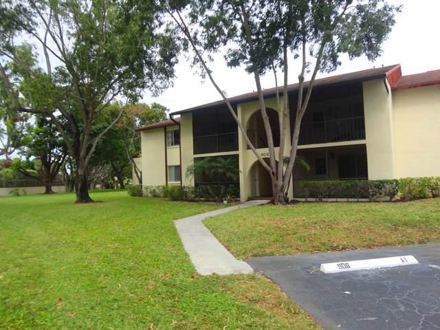 4975 Sable Pine Circle A2, West Palm Beach, FL 33417 (#RX-10608125) :: Ryan Jennings Group
