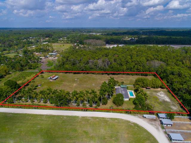1068 D Road, Loxahatchee Groves, FL 33470 (#RX-10608161) :: The Reynolds Team/ONE Sotheby's International Realty
