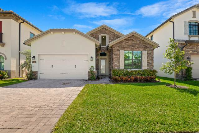 8523 Grand Prix Lane, Boynton Beach, FL 33472 (#RX-10608176) :: Ryan Jennings Group