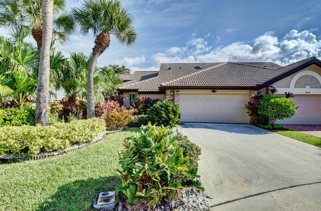 8216 Bellwort Place, Boynton Beach, FL 33472 (MLS #RX-10608191) :: Laurie Finkelstein Reader Team