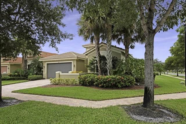 9580 Tivoli Isles Boulevard, Delray Beach, FL 33446 (#RX-10608193) :: Ryan Jennings Group