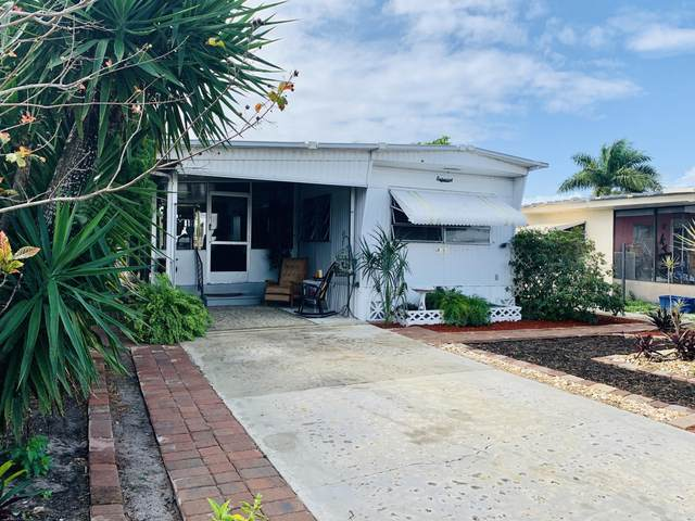 4184 S Shady Lane, Boynton Beach, FL 33436 (#RX-10608240) :: Ryan Jennings Group