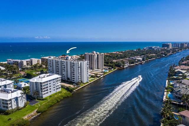 2200 S Ocean Boulevard #1103, Delray Beach, FL 33483 (#RX-10608241) :: The Rizzuto Woodman Team