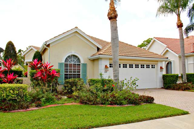 637 SW Andros Circle, Port Saint Lucie, FL 34986 (#RX-10608244) :: Ryan Jennings Group
