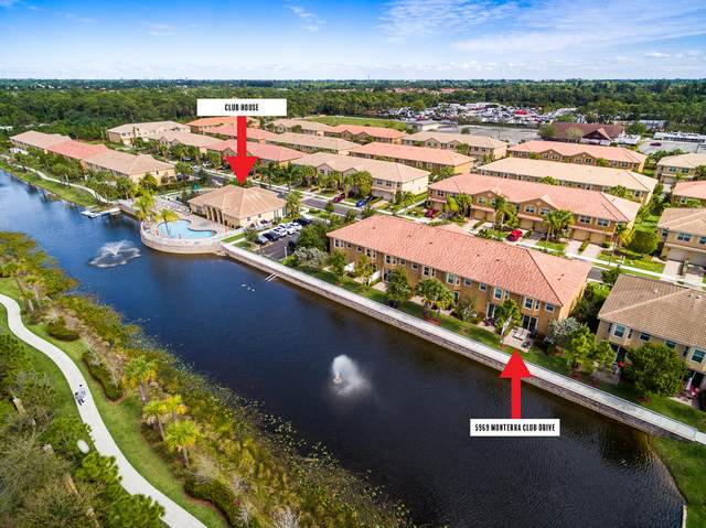 5969 Monterra Club Drive, Lake Worth, FL 33463 (#RX-10608290) :: Ryan Jennings Group