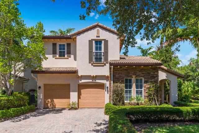 2111 Spring Court, Palm Beach Gardens, FL 33410 (MLS #RX-10608294) :: RE/MAX