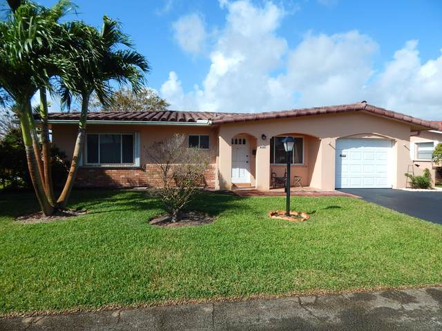 4301 NW 12th Way, Deerfield Beach, FL 33064 (#RX-10608322) :: Ryan Jennings Group