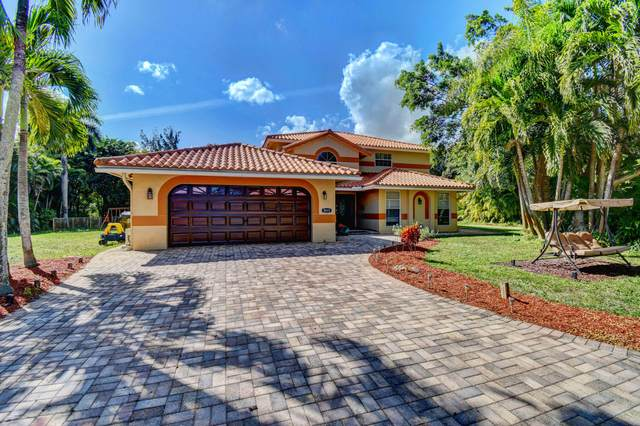 5515 Colbright Road, Lake Worth, FL 33467 (MLS #RX-10608340) :: Berkshire Hathaway HomeServices EWM Realty