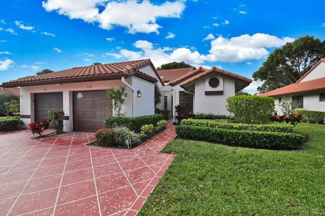 6369 Royal Manor Circle, Delray Beach, FL 33484 (#RX-10608356) :: Ryan Jennings Group