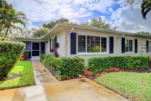 10158 S 44th Terrace #356, Boynton Beach, FL 33436 (#RX-10608361) :: Ryan Jennings Group