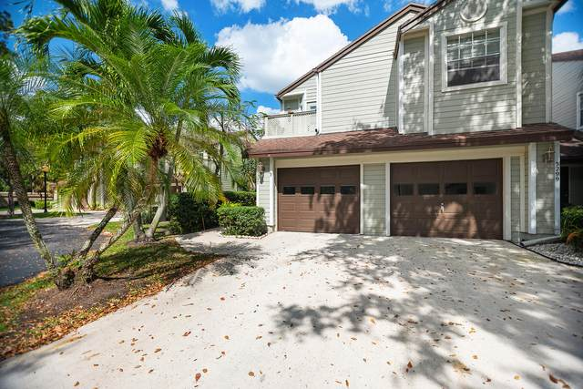 5297 Buckhead Circle #1010, Boca Raton, FL 33486 (#RX-10608381) :: Ryan Jennings Group