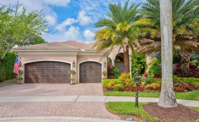 305 Trieste Drive, Palm Beach Gardens, FL 33418 (#RX-10608389) :: The Reynolds Team/ONE Sotheby's International Realty