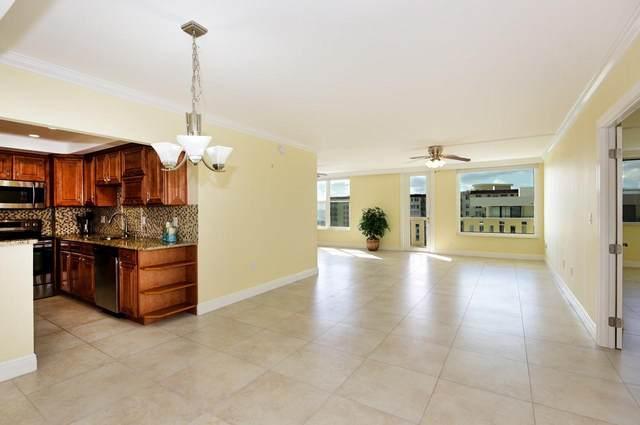 3450 S Ocean Boulevard #719, Palm Beach, FL 33480 (#RX-10608399) :: Posh Properties