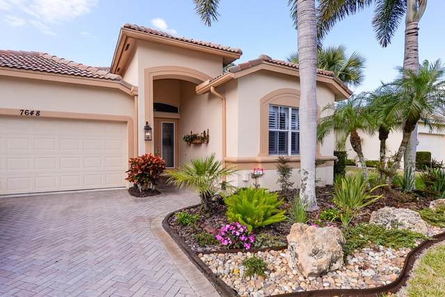 7648 Greenbrier Circle, Port Saint Lucie, FL 34986 (#RX-10608407) :: Ryan Jennings Group