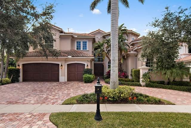 629 Hermitage Circle, Palm Beach Gardens, FL 33410 (#RX-10608438) :: Ryan Jennings Group