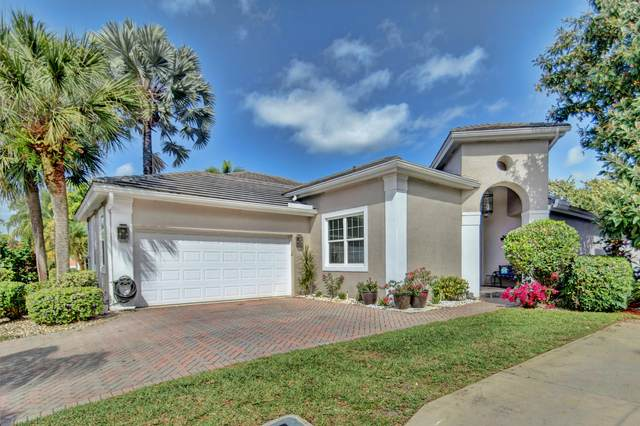 8261 Hampton Wood Drive, Boca Raton, FL 33433 (#RX-10608458) :: Ryan Jennings Group